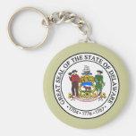 Delaware, USA Keychain