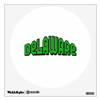 Delaware Wall Sticker