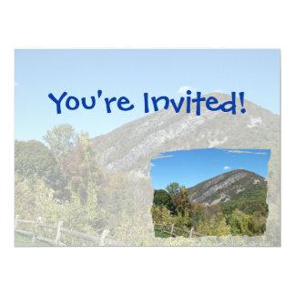 Delaware Water Gap 6.5x8.75 Paper Invitation Card