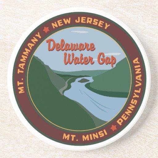 Delaware Water Gap Coaster