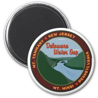 Delaware Water Gap - Magnet