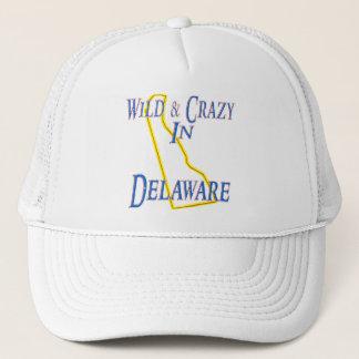 Delaware - Wild and Crazy Trucker Hat