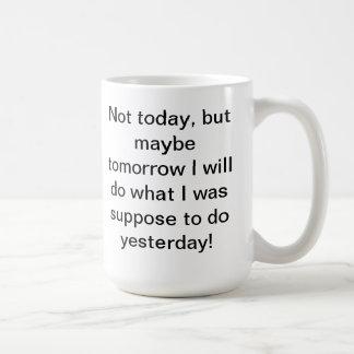 Delay Mug