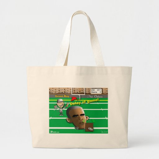 Delay of Game Tote Bags