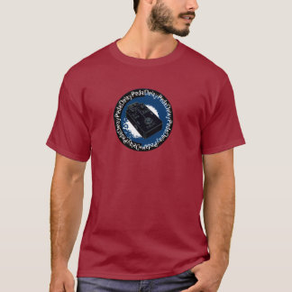 Delay Pedal Black T-Shirt