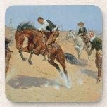 Déle vuelta flojo, Bill, c.1893 (el aceite en lona Posavasos De Bebidas