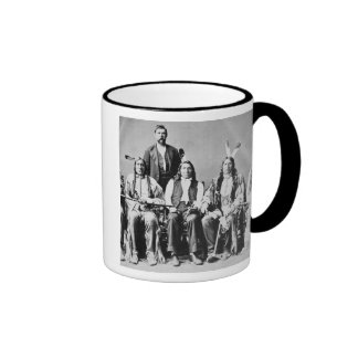 Delegation of Sioux chiefs, led by Red Cloud (1822 Mugs