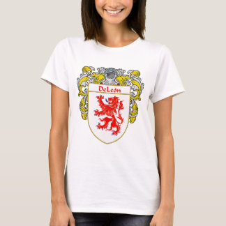 DeLeon Coat of Arms T-Shirt