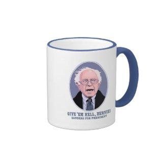 Déles el infierno, Bernie Taza A Dos Colores