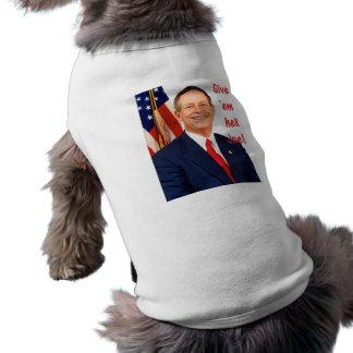 ¡Déles el infierno Joe! Camisa De Perro