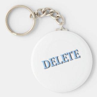 Delete Keychain