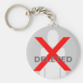 deleted keychain