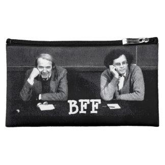 Deleuze & Guattari BFF Clutch Cosmetic Bag