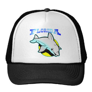 Delfín #0222 de la Florida Gorros