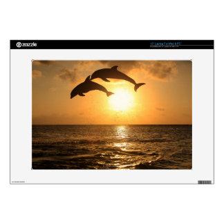 "Delfin 3 15"" laptop skin"
