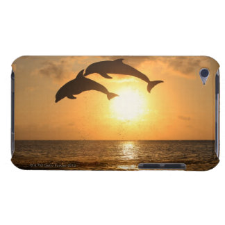 Delfin 3 iPod touch Case-Mate protectores