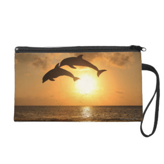 Delfin 3 wristlet purse