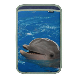 Delfín adorable funda macbook air