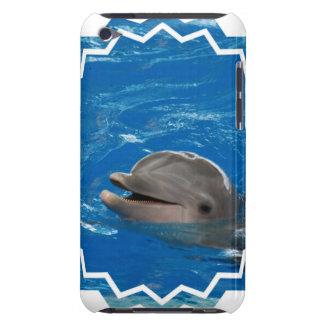 Delfín adorable funda para iPod de Case-Mate