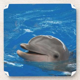 Delfín adorable posavasos