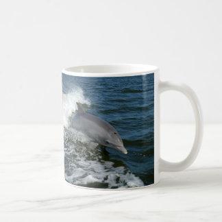 Delfín de Bottlenose americano Taza De Café