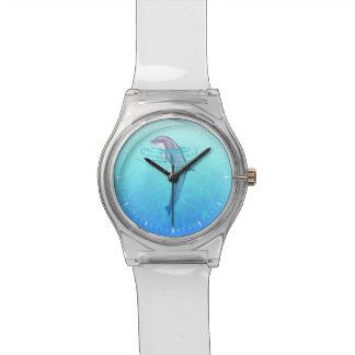 Delfín de Bottlenose Relojes De Pulsera