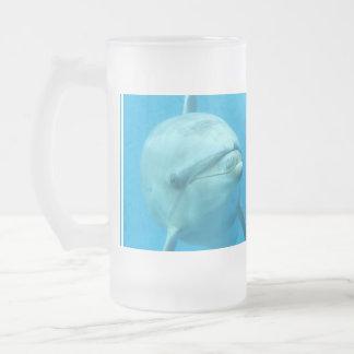 Delfín de Bottlenose subacuático Taza