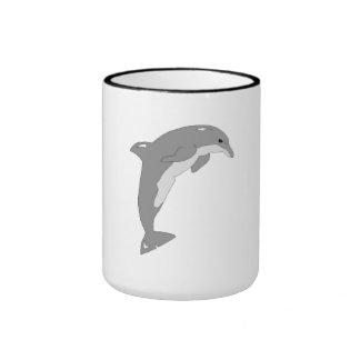 Delfín de Bottlenose Tazas