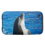 Delfín de Bottlenose Tough iPhone 3 Protectores
