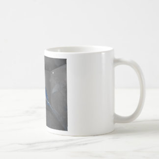 Delfín de cristal taza clásica