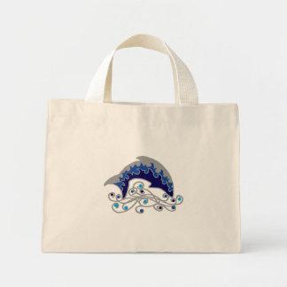 delfín de salto bolsas