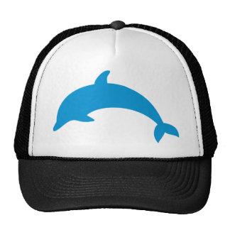 Delfín de salto gorras de camionero