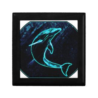 Delfín (delfín ligero) cajas de joyas