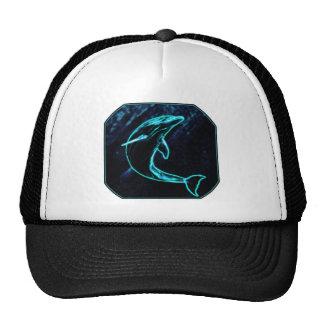 Delfín (delfín ligero) gorro