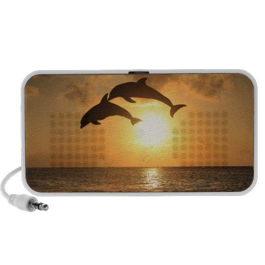 Delfin,Delphin,Grosser Tuemmler,Tursiops Mini Speaker