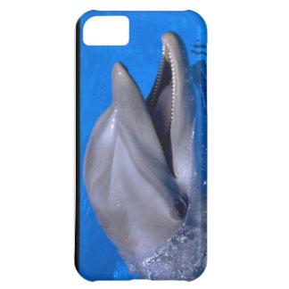 Delfín hermoso de los casos lindos del iPhone 5 Carcasa Para iPhone 5C