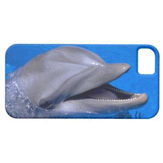 Delfín hermoso de los casos lindos del iPhone 5 iPhone 5 Protector