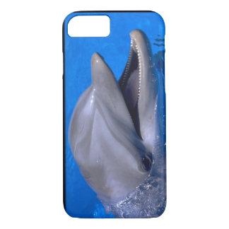 Delfín hermoso del caso lindo del iPhone 7 Funda iPhone 7
