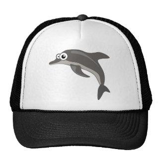 Delfín lindo gorro