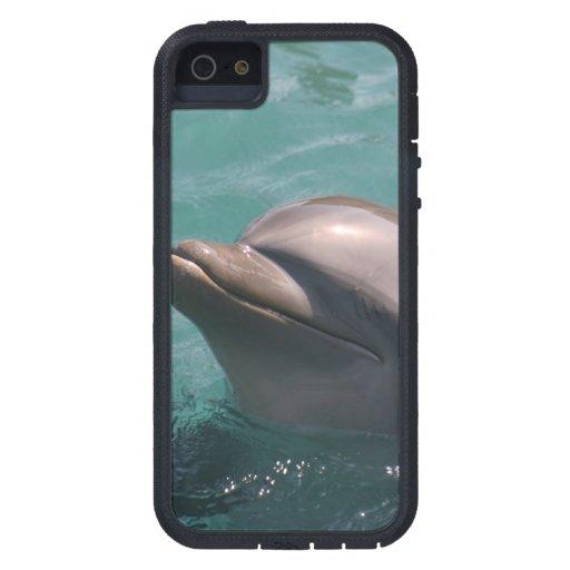 Delfín lindo iPhone 5 Case-Mate carcasa