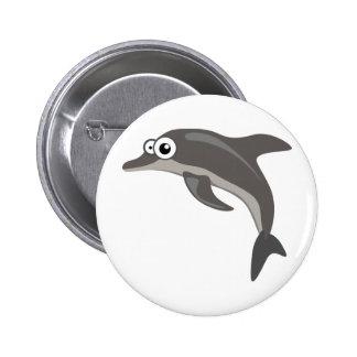 Delfín lindo pins