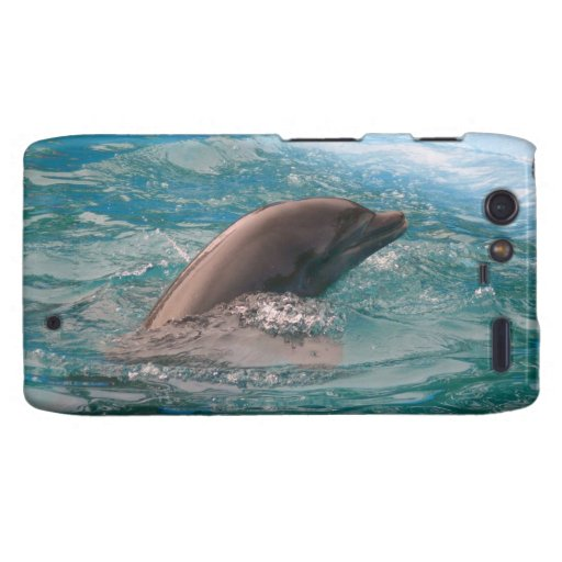 Delfín Motorola Droid RAZR Funda