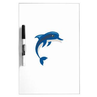 Delfín Pizarra Blanca