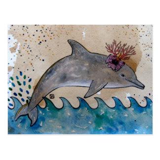 Delfín Postales