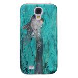 delfín que sale de la página llena del agua del tr