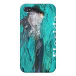delfín que sale del agua clara florida.jpg del tru iPhone 4/4S carcasa
