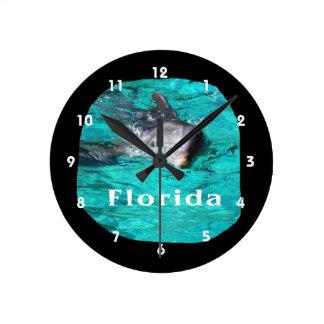 delfín que sale del agua clara la Florida del trul Relojes