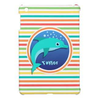 Delfín Rayas brillantes del arco iris