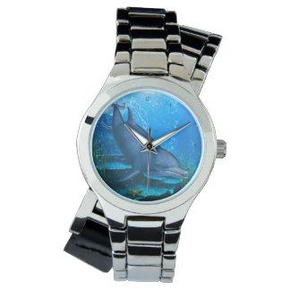 Delfín Reloj De Mano