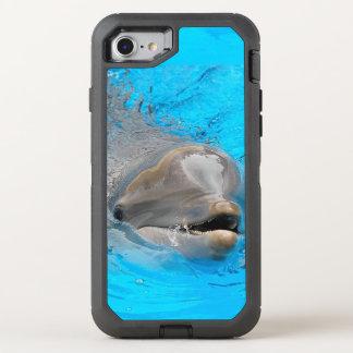 Delfín sonriente funda OtterBox defender para iPhone 7